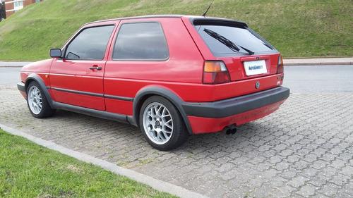 volkswagen golf gti   1990   único impecable estado