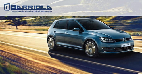 volkswagen golf highline extrafull 2019 0km - barriola
