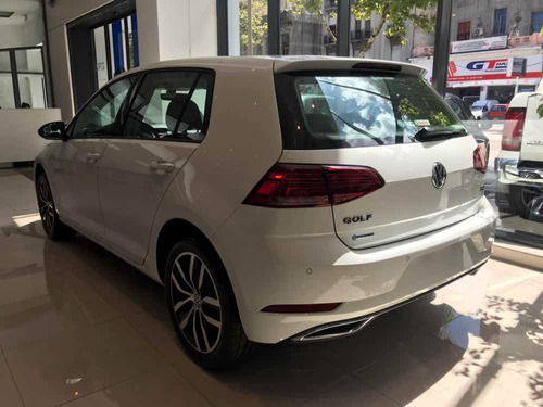 volkswagen golf  manual blanco 0km 2019 - werner bernheim