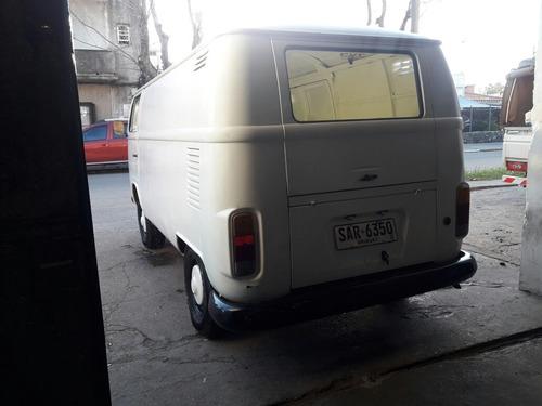 volkswagen kombi furgon motor toyota