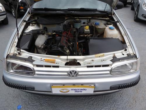 volkswagen parati 100% financio galbo motors