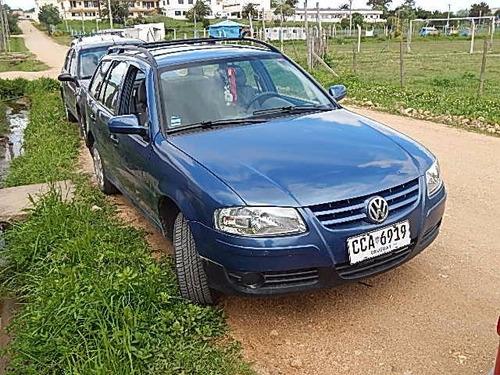 volkswagen parati 2008 motor 1.6 exelente