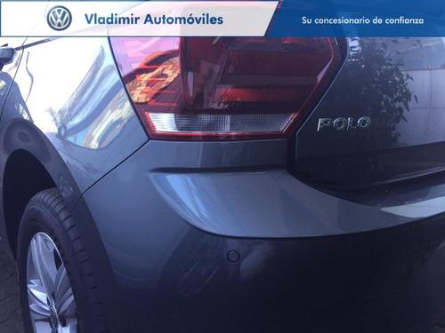 volkswagen polo comfortline 2018 0km