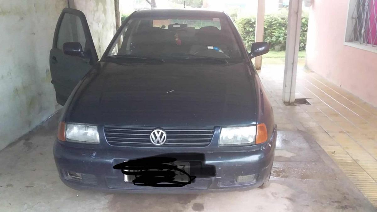 Volkswagen Pólo Vw Polo 1.6 Año 98 - U S 5.500 en Mercado Libre c96972786c8d2