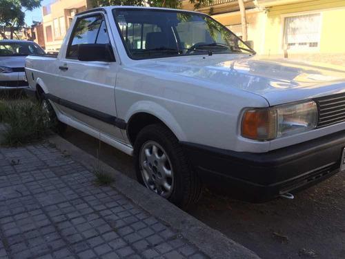 volkswagen saveiro 1.6