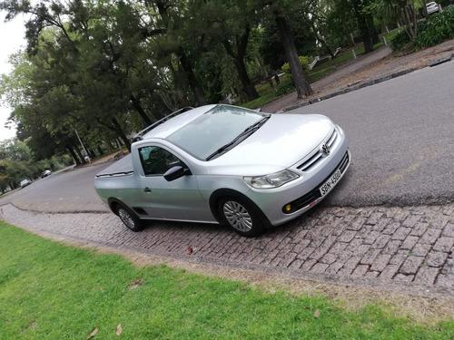 volkswagen saveiro 1.6 aire y direccion