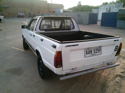 volkswagen saveiro 1.6 base 1997