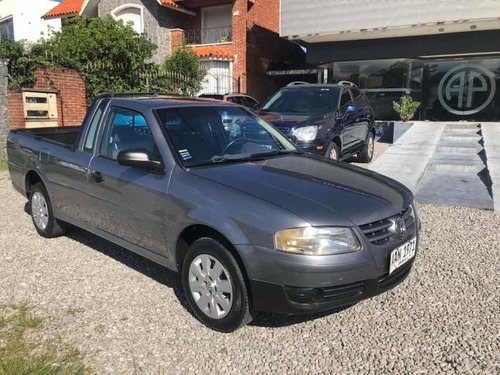 volkswagen saveiro 1.6 base 2007 financio el 50%