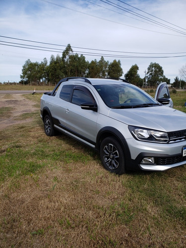 volkswagen saveiro 1.6 cross gp cd 101cv 2018