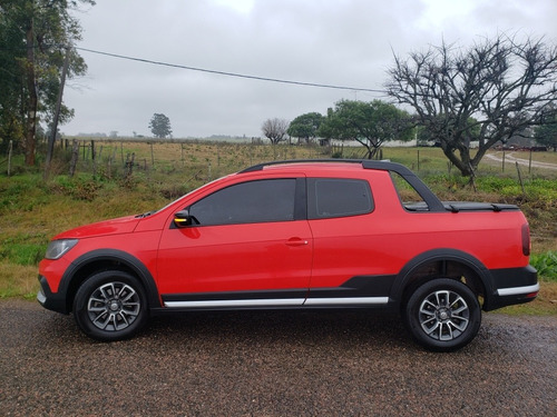 volkswagen saveiro 1.6 cross gp cd 101cv 2019