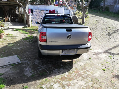 volkswagen saveiro 1.6 cs 101cv 2011