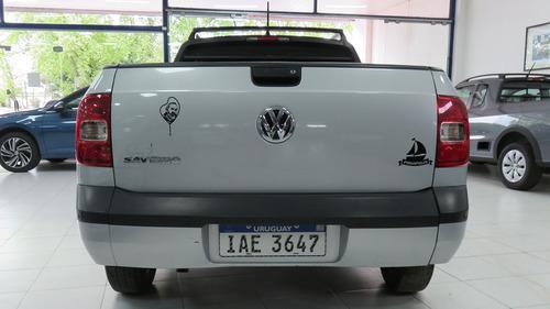 volkswagen saveiro 1.6 g6 cabina extendida - ref:1165