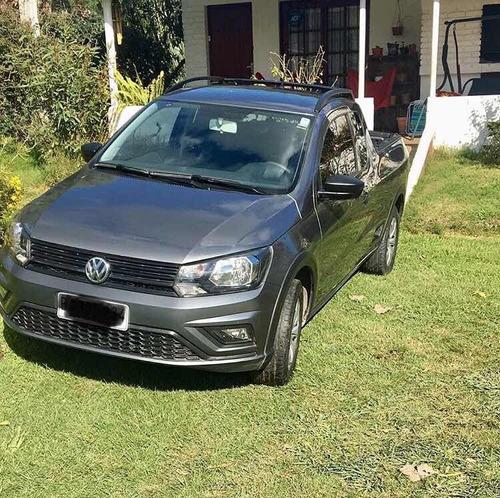 volkswagen saveiro 1.6 gp ce 101cv 2017