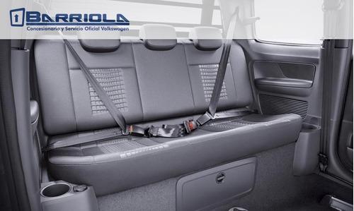volkswagen saveiro cab ext full 2018 0km - barriola