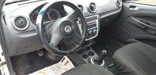 volkswagen saveiro cab extendida full, unico dueño.099036749
