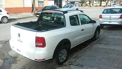 volkswagen saveiro dc power 2018. entrega inmediata.