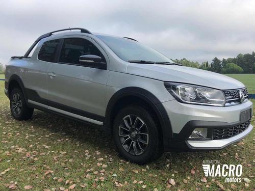 volkswagen saveiro doble cabina cross 2018