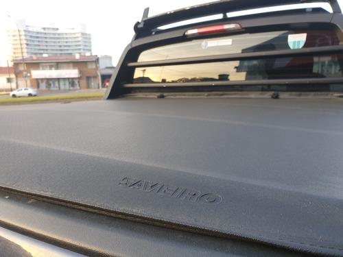 volkswagen saveiro doble cabina trendline extra full