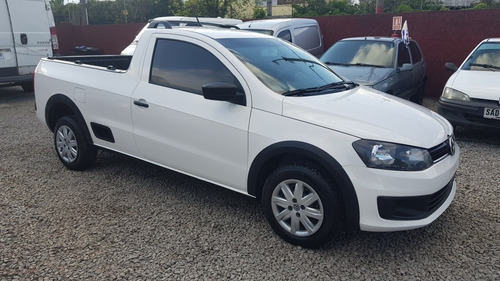 volkswagen saveiro g6 c/ doble airbags