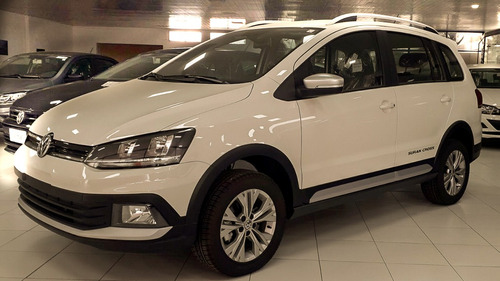 volkswagen suran cross 1.6 highline 0km ultima unidad!!