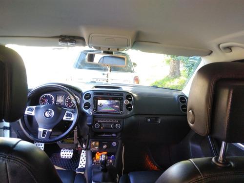 volkswagen tiguan 2.0 exclusive tsi 200cv tiptronic 2014