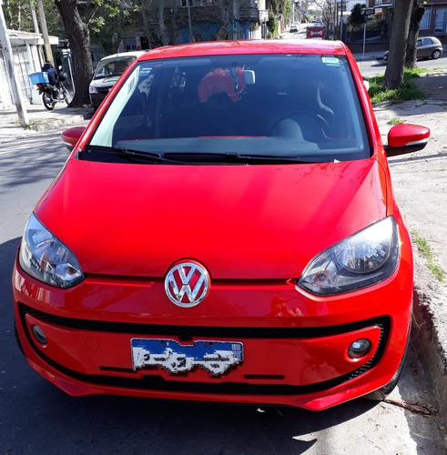 volkswagen up! 1.0 high up! 75cv 2015
