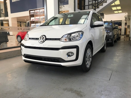 volkswagen up! high blanco 75cv 0km 2019