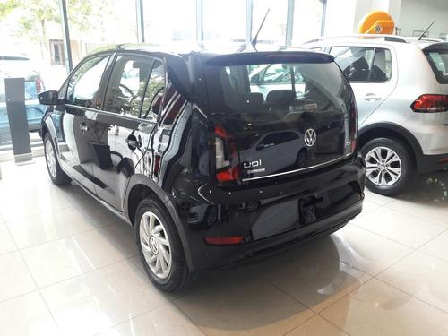 volkswagen up! high tsi 101cv negro 0km 2019