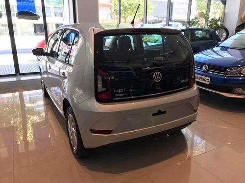 volkswagen up! high tsi turbo gris plata 0km 2019
