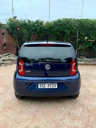 volkswagen up! move inmaculado. financio