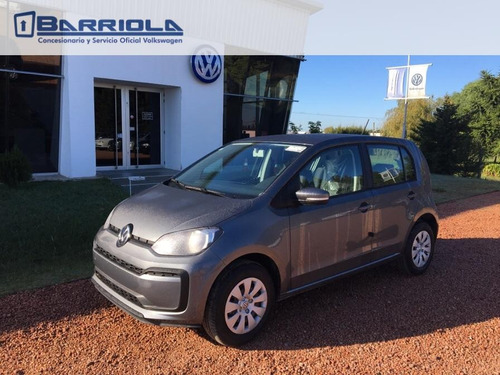 volkswagen up move up hatchback 2019 0km - barriola