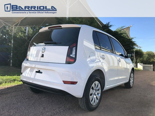 volkswagen up nuevo move up 2019 0km - barriola