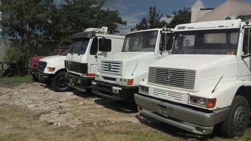 volqueteros  varias unidades mb 1620 vw 17220 iveco 250