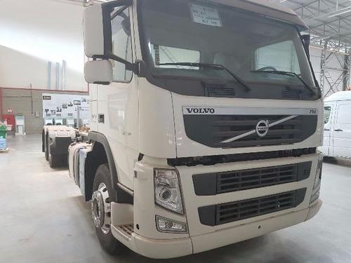 volvo fm 370 6x4 ano 2013/2013 ( zero )  caminhão sem uso
