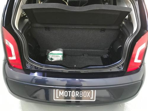 vw take up! unico dueño! divino! apto para uber! motorbox
