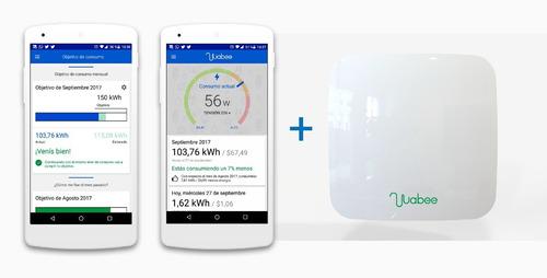 wabee smart energy. medidor de consumo eléctrico inteligente