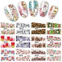 water decals stickers al agua