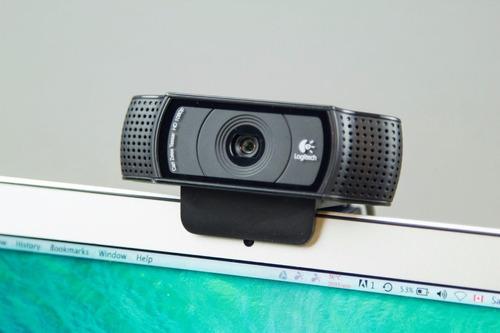 web logitech microfono