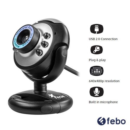 webcam con microfono