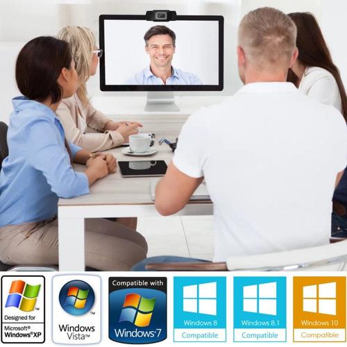 webcam con web cam