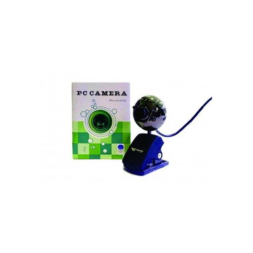 webcam xtreme 1.3mp usb c/luz y microfono