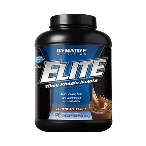 whey protein elite dymatize