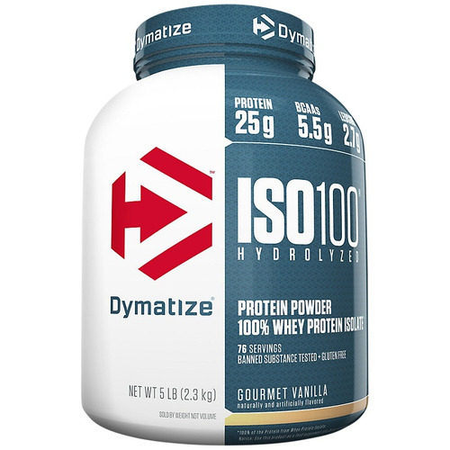 whey protein iso-100 dymatize