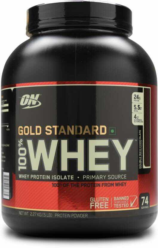 whey protein on special