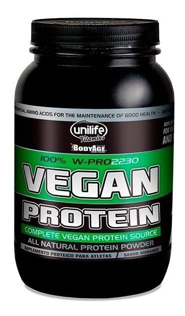Whey protein de vegano