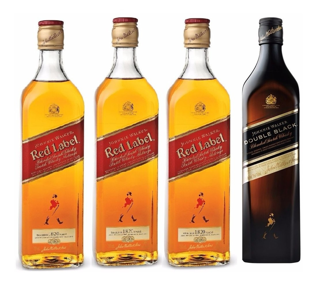 It's just a picture of Rare Whisky Johnnie Walker Red Label 3 Litros