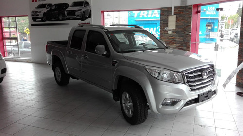 wingle 6 4x4 diesel entrega inmediata gris plata