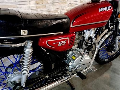 winner cg zanella xg 125 mondial 125 motomel max110