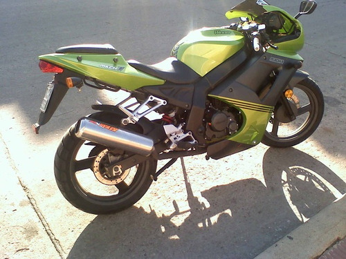 winner mach 1 250cc