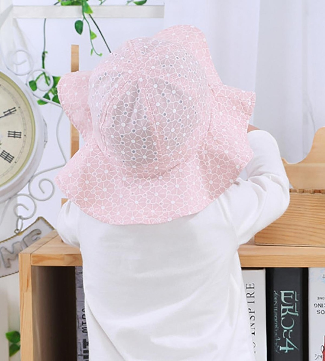 303088a8a54f8 wodison bebé niño niñas sombrero para el sol verano tapa. Cargando zoom.
